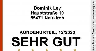 TOP SERVICE 2020 Dominik Ley